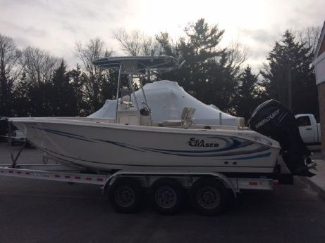 2017 Sea Chaser 22 HFC
