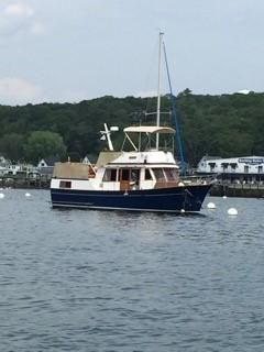 1984 chien hwa senator sundeck trawler