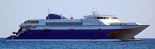 1992 Custom Fast RoPax Ferry
