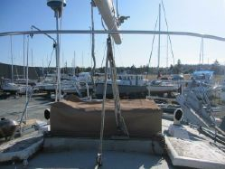 photo of  44' Bruce Roberts Pilothouse 44