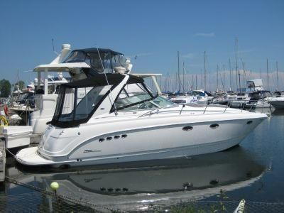 2002 Chaparral Signature 350