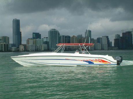 2006 Tempest Offshore 40