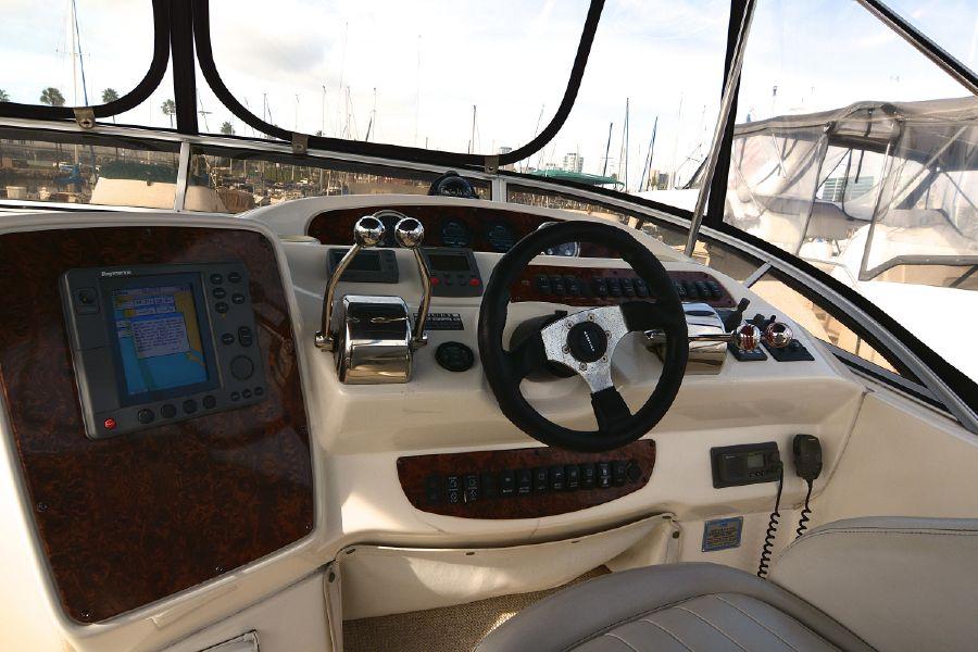 Meridian 381 Sedan for sale