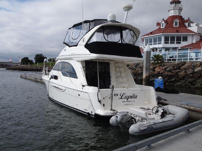 Meridian 381 Sedan Yacht for sale