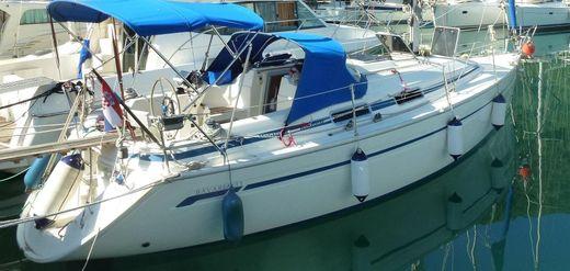 2001 Bavaria 31 Cruiser