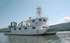 1995 Kimberley Cruising Charter 64'