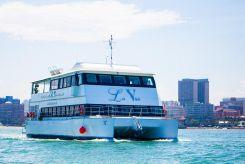 2014 Custom 85 Luxury Catamaran Function Vessel