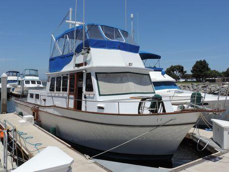 1974 42 Californian LRC Trawler