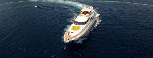 1999 Sunseeker Manhattan 80