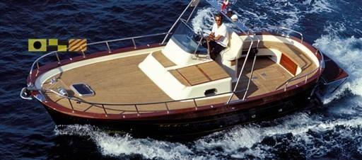 2011 Aprea Fratelli Sorrento 7.50 Open Cruise