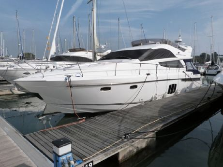2010 Fairline Phantom 48