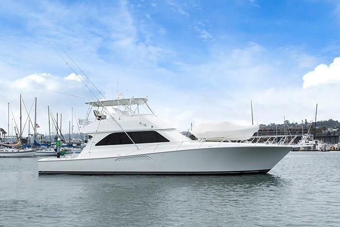 Viking 55 Convertible Sportfisher for sale in Newport Beach CA