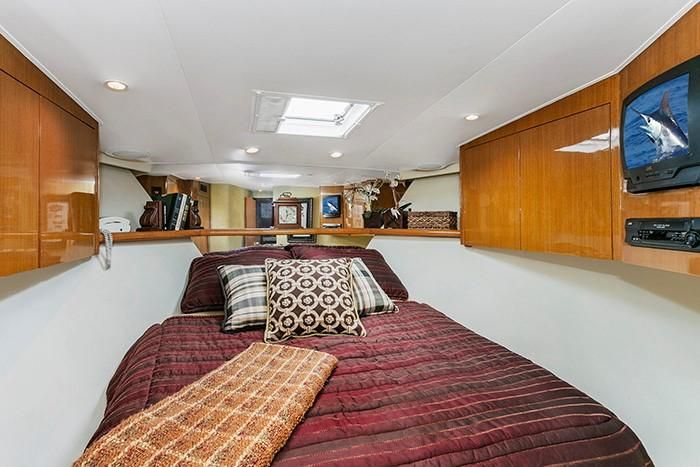 Viking Yachts 55 Convertible VIP Guest Stateroom
