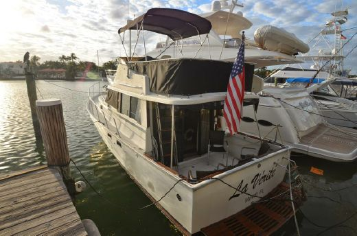 1981 Mainship 34 Trawler