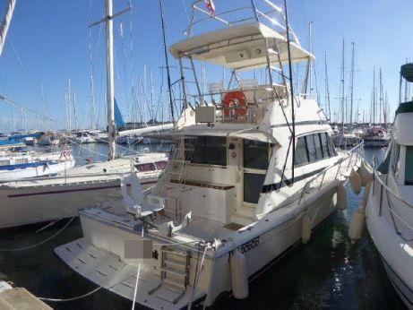 1998 Riviera 39 sport fisher