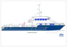 2015 Challenge 30m Offshore Supply Cat