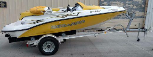 2006 Sea Doo Bombardier Sportster