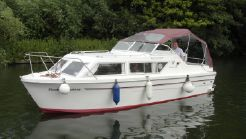 2000 Viking 26 wide beam