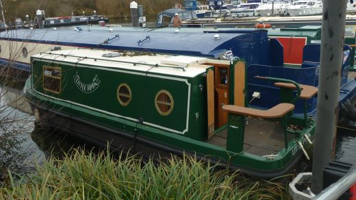 1998 Sea Otter 26 Narrowboat