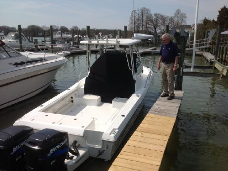 2000 Sport-Craft 251 Walk Around