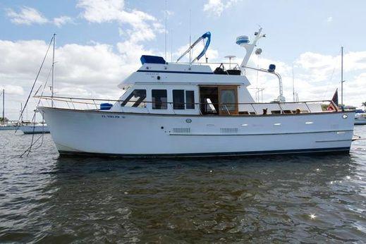 1982 Ocean Alexander 43