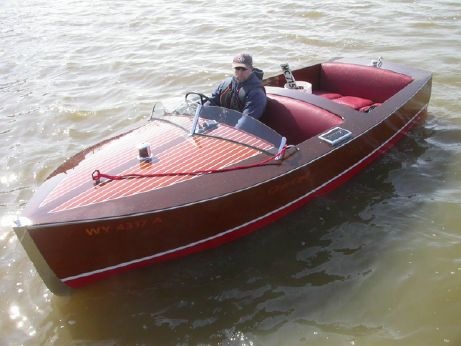 1940 Chris-Craft 15.5 Runabout Deluxe