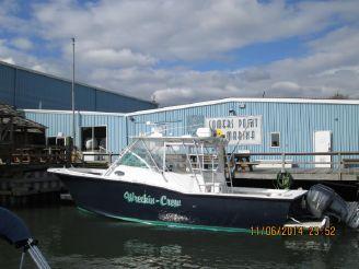 2004 Ocean Master 34