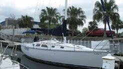 1983 Hunter 34 Sloop