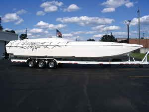 2006 Image Boat Co / Shadow Awesome Cat 38