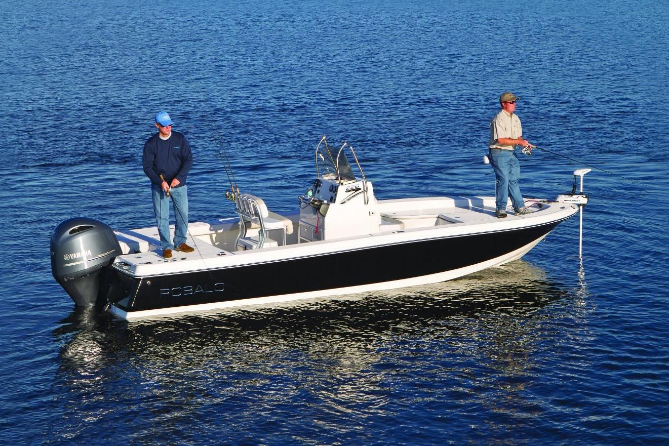 2018 robalo 226 cayman power boat for sale www for Robalo fish in english