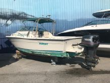 1993 Pursuit 2655 Express Fisherman
