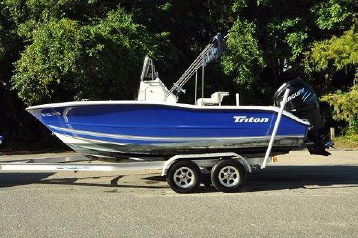 2008 Triton 195 CC
