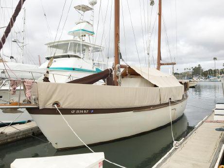 1981 Nauticat 38 Ketch
