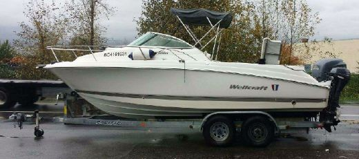2007 Wellcraft 232 COASTAL WA CUDDY