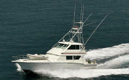 1990 Hatteras 58 Sport Fishing