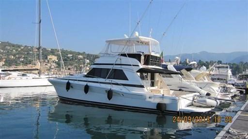 1999 Riviera Marine 48 Convertible