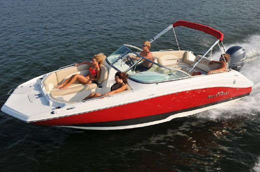 2018 Nautic Star 223Dc Dual Console Deck