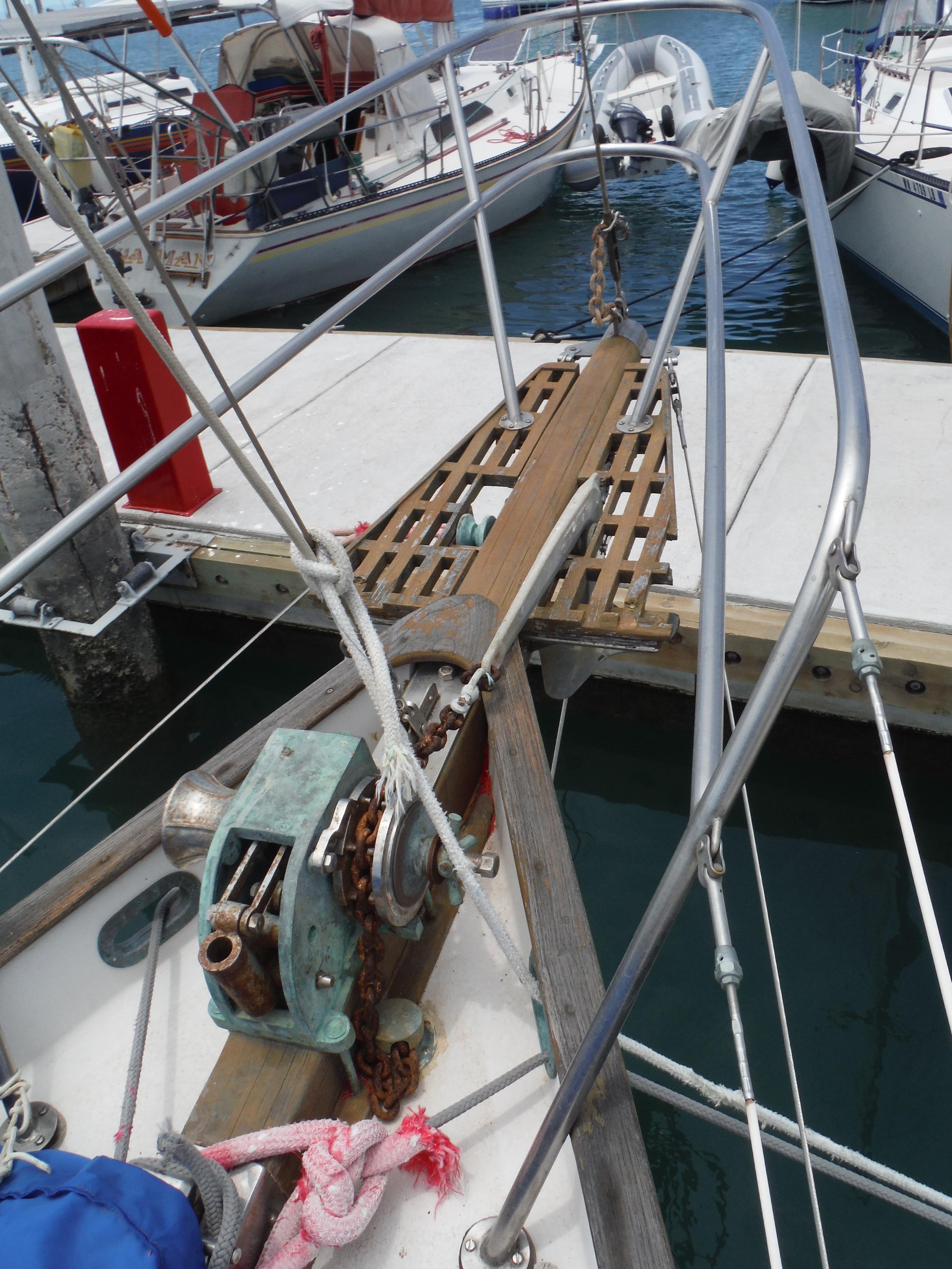 34' Noon Ocean 34 Cutter+Photo 8