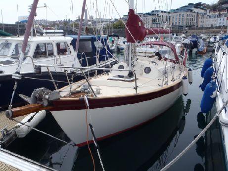 1988 Victoria Yachts Frances 26