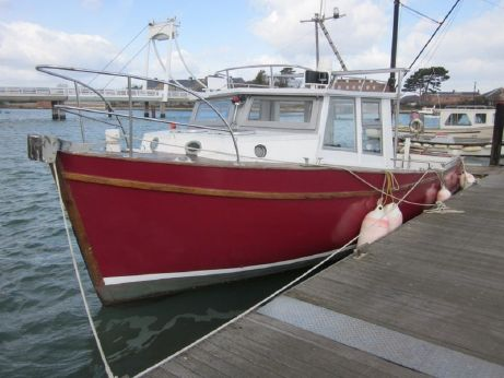 1984 Berrys Of Weymouth Wooden Motor Vessel