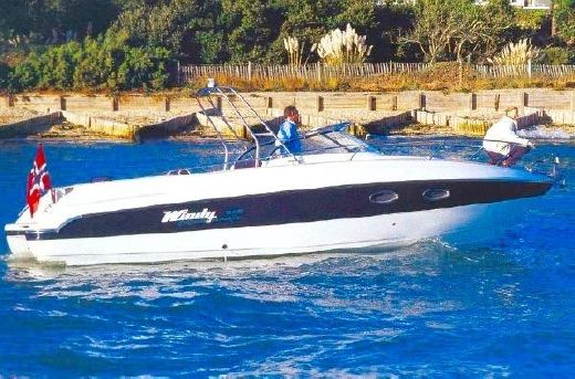 2002 Windy 845 Oceancraft