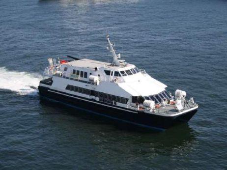 1990 Passenger Ferry Kvaerner Fjellstrand AURORA 2000