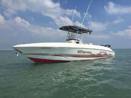 2001 Wellcraft 29 Scarab Sport Open