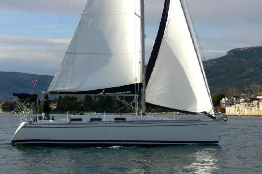 2007 Salona 37