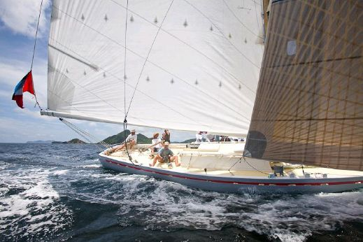 1995 Baldwin Deroche 42' Carriacou Racing Sloop