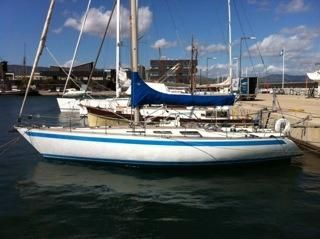 1986 Sweden Yachts 41