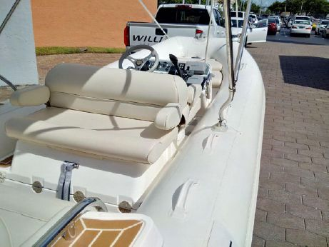 2012 Williams Jet Tenders Dieseljet 505