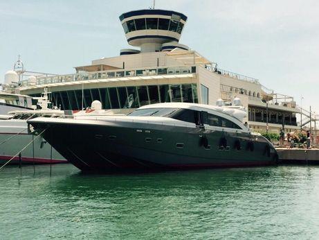 2009 Ab Yachts AB 92