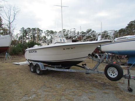 2001 Sea Fox 210 CC