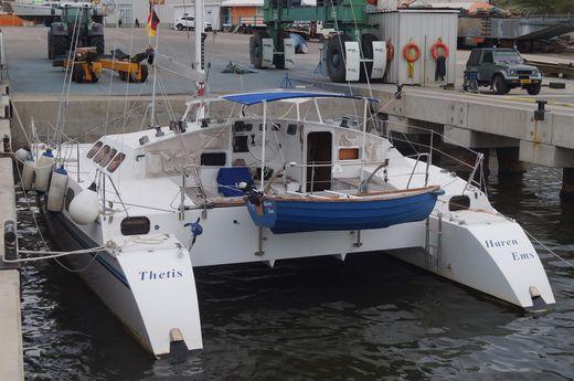 1990 Tropical 12 Custom Catamaran